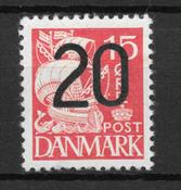 Danimarca 1940 - AFA 264a - nuovo linguellato