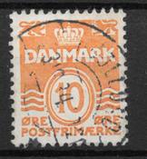 Danimarca 1933 - AFA 202a - timbrato