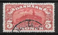 Danmark 1915 - AFA 81 - stemplet