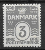 Danmark 1919 - AFA 79a - ustemplet