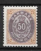 Danimarca 1902 - AFA 30Cy - nuovo linguellato