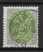 Danimarca 1875 - AFA 29 - timbrato
