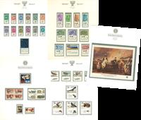 Etats-Unis/Israël - Collection