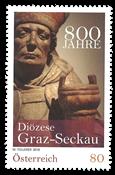 Autriche - Graz-Seckau - Timbre neuf