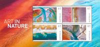 Australien - Naturkunst - Postfrisk miniark