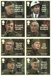 Great-Britain - Dad's Army - Mint set 8v