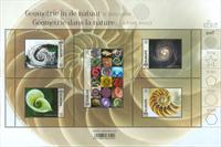 Belgien - Geometri - Postfrisk ark