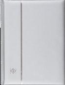 Säiliökirja hopea A4 - 64 valkoista sivua