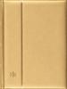 Indstiksbog guld A4 - 64 sorte sider - Leuchtturm
