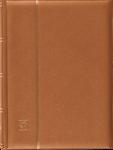 Indstiksbog bronze A4 - 64 hvide sider - Leuchtturm