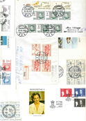 Greenland - Duplicate lot first day covers