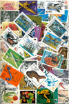 USSR - 1000 different stamps