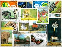 Guinée Francaise - 275 différents