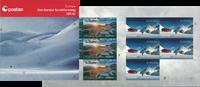 Norge - Turistforening - Postfrisk hæfte 10 x 18kr