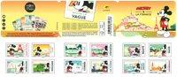 France - Mickey en France - Carnet neuf
