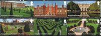 Great Britain - Hampton court - Mint set 6v