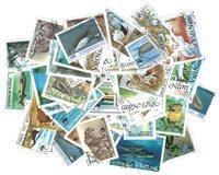 Thème : WWF - 50 timbres
