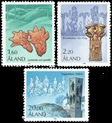 Åland historiske motiver 1986
