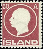 ISLAND AFA 72, 50 aur Fred