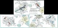 France - Oiseaux du jardin - Bloc-feuillet neuf en pochette