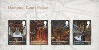 外国邮票 2018英国新邮 - 汉普顿宫 小全张 - 新票小全张
