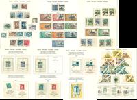 Polen - Samling - 1954-1964