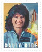 USA - Sally Ride - Postfrisk