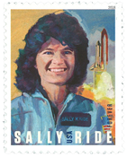 Etats-Unis - Sally Ride - Timbre neuf