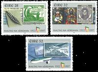 Irlande - Timbre sur timbre - Série neuve 4v