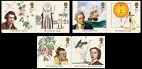 Engeland - James Cook - Postfrisse serie van 6