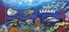 Australie - Safari sous-marin - Bloc-feuillet neuf