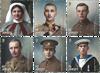 Jersey - Première Guerre Mondiale - Série neuve 6v