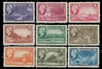 Surinam 1945 - NVPH 220/28 - Neuf avec charnière