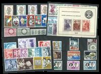 Belgien 1960 - Postfrisk