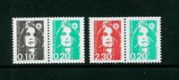 Frankrig - YT P2614-17 postfrisk
