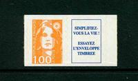 Frankrig - YT 3009a postfrisk