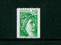France - YT 2062a neuf sans ch.