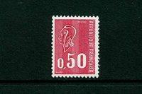 France - YT 1664e neuf sans ch.