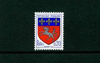 Frankrig - YT 1510b postfrisk
