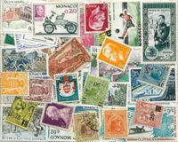 Monaco - Lot de doublons