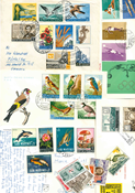 San Marino - Duplicate lot first day covers
