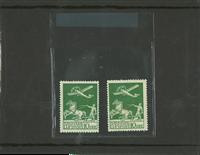 Danemark - 10 øre, 2 variantes