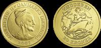 Danmark  Vædderen 20 kr