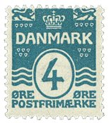 Danmark - AFA 45 - postfrisk