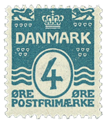 Danmark  Bogtryk 45
