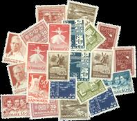 DK POSTFRISK 1964-65