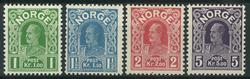 Norvège - 1910-19