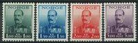 Norvège - 1937-38