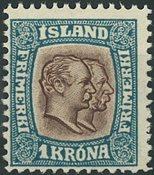 Islande - 1907