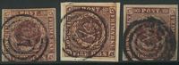 Danmark - 1852-53